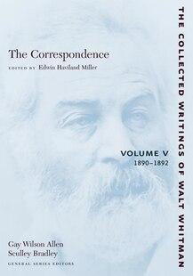 The Correspondence: Volume V: 1890-1892