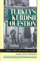 Turkey's Kurdish Question