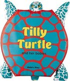 TILLY TURTLE BATH BOOK