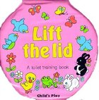 LIFT THE LID BATH BOOK