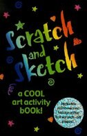 Scratch And Sketch: A Cool Art Activity Book! With Other