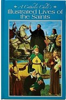 Catholic Childs Lives Of The Saints: