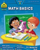 Math Basics 1: I Know It! Workbooks
