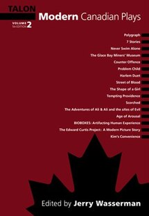 Modern Canadian Plays, (Volume 2, 5th Edition)