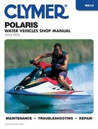 Polaris Personal Watercraft 1992 To 1995