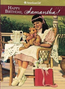 Happy Birthday, Samantha