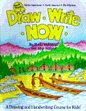 Draw Write Now Book 3: Native Americans, North America, the Pilgrims