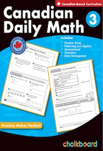Canadian Daily Math Grade 3