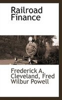 Railroad Finance
