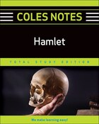 Coles Notes Total Study Edition Hamlet