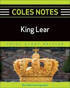 Coles Notes Total Study Edition King Lear