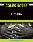 Coles Notes Total Study Edition Othello