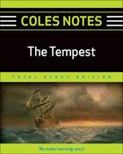 Coles Notes Total Study Edition The Tempest