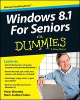 Windows 8.1 For Seniors For Dummies