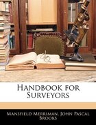 Handbook for Surveyors