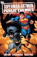 Superman/batman Vol 01: Public Enemies