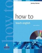 How to Teach English: BOOK & DVD