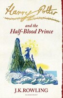 Harry Potter And The Half Blood Prince Childrens Paperback Editi