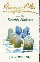 Harry Potter And The Deathly Hallows Children's Paperback Signat