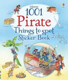 1001 Things To Spot/1001 Pirate Things To Spot Sticker Book