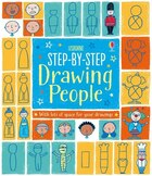 Step-By-Step Drawing Book/People