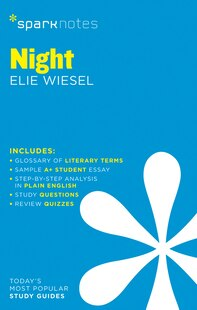 Night Sparknotes Literature Guide