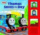 Thomas Saves The Day Sound Bk & Cuddly
