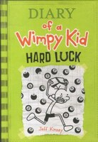Diary Of A Wimpy Kid #8 - Hard Luck: Hard Luck