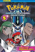 Pokémon: Diamond and Pearl Adventure!, Vol. 5