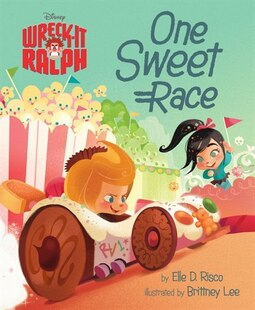 Wreck-it Ralph One Sweet Race