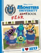 Monsters University Fearbook