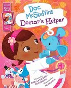 Doc Mcstuffins Doctor's Helper: Purchase Includes Disney Ebook!