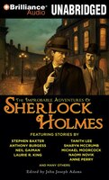 Improbable Adventures of Sherlock Holmes(CD)(Unabr.)