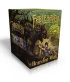 Fablehaven Complete Set (Boxed Set): Fablehaven; Rise of the Evening Star; Grip of the Shadow Plague; Secrets of the Dragon Sanctuary; K