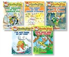 Geronimo Stilton Starter Pack: (Books 1-5)