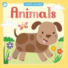 Little Learners Touch & Feel Animals
