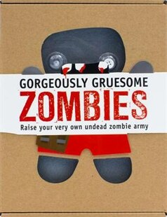 GORGEOUSLY GRUESOME ZOMBIES SEWING KIT