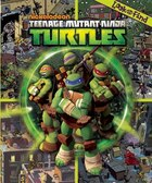 Teenage Mutant Ninja Turtles Look & Find