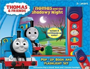 DISNEY POP-UP BOOK AND FLASHLIGHT SET TH