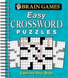 EASY XWORD PUZZLES