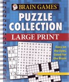 LARGE PRINT PUZZLE COLLECTION