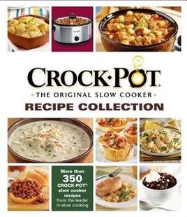 Crock Pot Original Slow Cooker Recipe