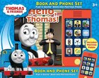 BK & PHONE SET THOMAS & FRIENDS