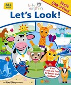 1ST LOOK & FIND BABY EINSTEIN LETS LO