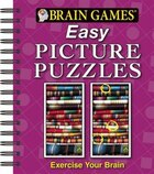 BRAIN GAMES EASY PICTURE PUZZLES