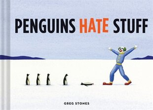 Penguins Hate Stuff