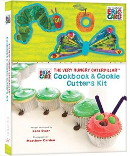 The Very Hungry Caterpillar Cookbook and Cookie Cutters Kit