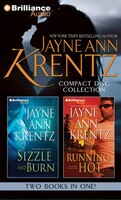 Jayne Ann Krentz CD Collection 4: Sizzle and Burn, Running Hot