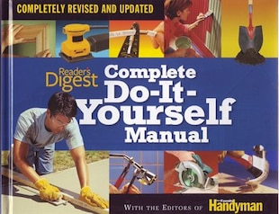 READERS DIGEST COMPLETE DOITYOURSELF
