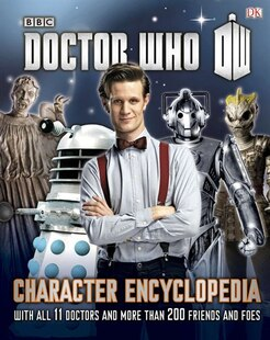 Dr Who Character Encyclopedia